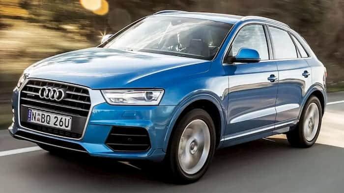 Audi Q3 là dòng xe có thiết kế rất đẹp mắt