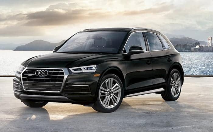 Audi Q5 được thiết kế vô cùng mạnh mẽ