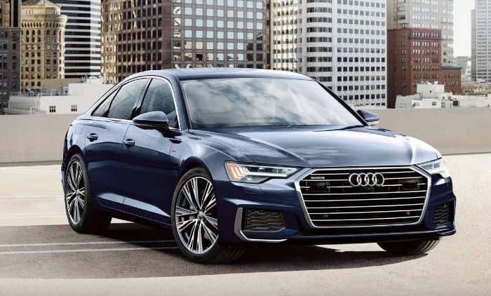 Một số thông tin cơ bản về xe Audi A6