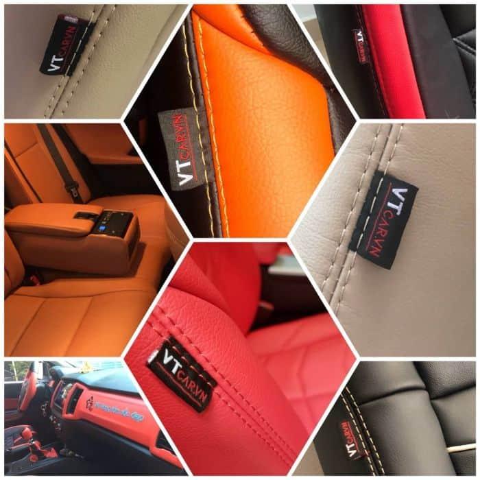Các chất liệu bọc ghế da xe Hyundai Accent chất lượng