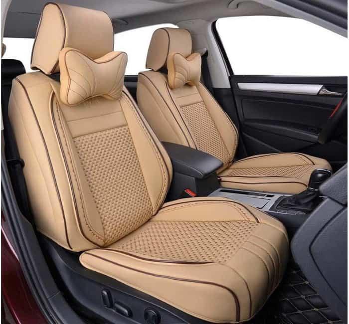 Bọc da ghếxe Audi A1 giúp xế yêu của bạn trông sang trọng hơn