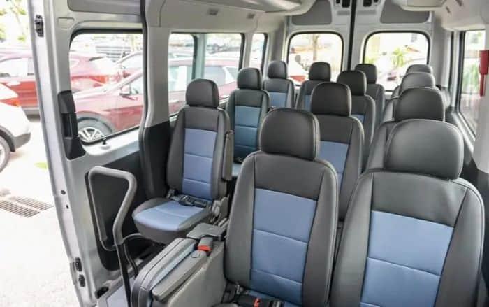 Bọc ghế da xe Hyundai Solati tại Tuấn Anh Auto