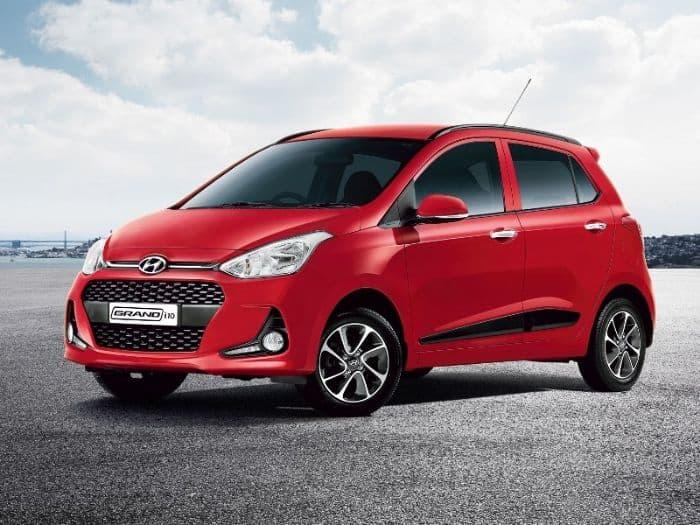 Hyundai i10 là mẫu xe thành phố cỡ nhỏ được sản xuất bởi hãng Hyundai