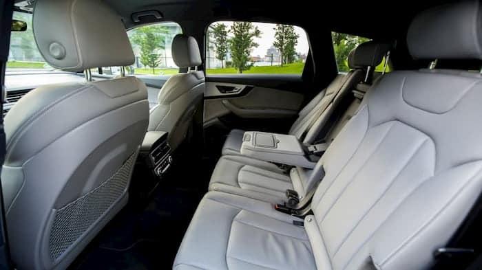 Lựa chọn màu bọc da ghếxe Audi Q7 dựa trên nhiều yếu tố