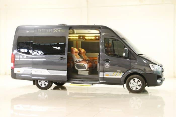 Bọc ghế da xe Hyundai Solati đem lại rất nhiều lợi ích