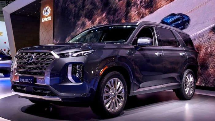 Hyundai Palisade là mẫu xe SUV được đánh giá là có kích thước to nhất của hãng Hyundai