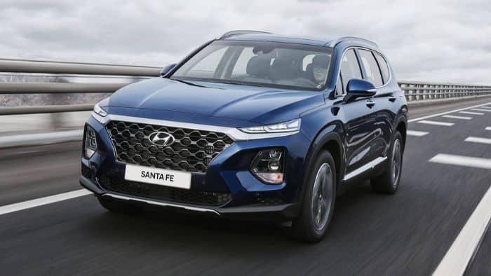 Santafe 2019 được đánh giá là mẫu SUV 7 chỗ đáng mua nhất ở thời điểm hiện tại