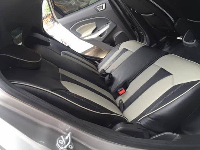 Lựa chọn chất liệu bọc ghế da xe Ford Ecosport