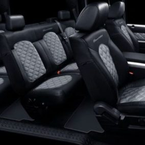 Kinh nghiệm lựa chọn địa chỉ bọc ghế da xe Ford F150