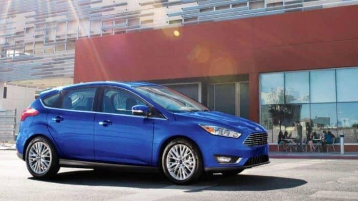 Ford Focus có thiết kế sang trọng, hiện đại