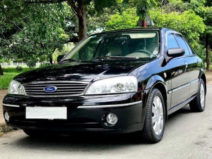 Ford Laser được trang bị các tính năng hiện đại