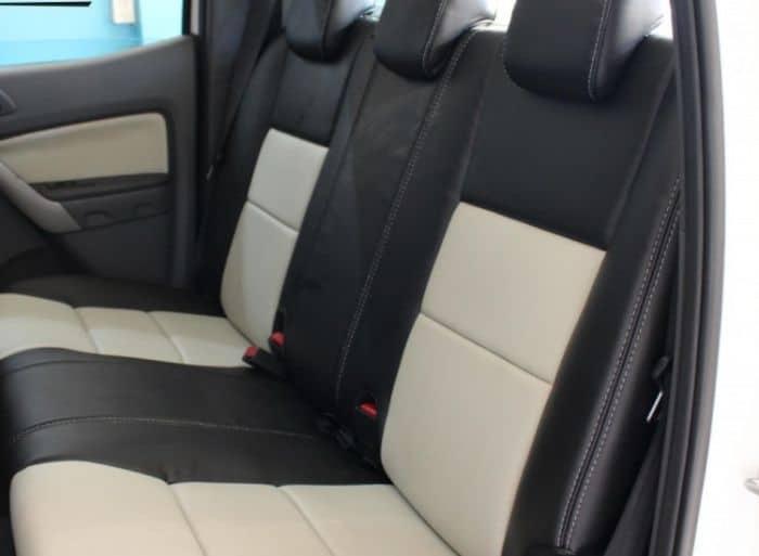 Bọc ghế da xe Ford Laser mang nhiều lợi ích khác nhau
