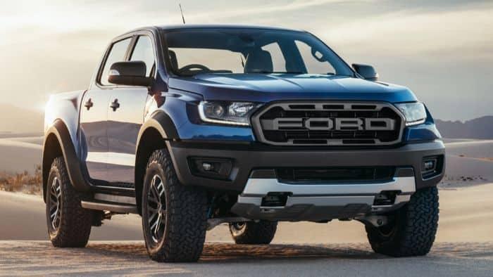 Ford Ranger được thiết kế sang trọng, hiện đại