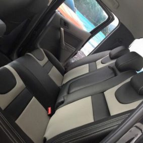 Những lưu ý khi bọc ghế da xe Ford Ranger