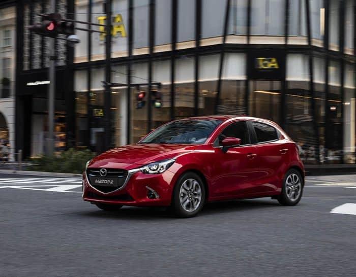 Mẫu sedan ở phân khúc B được nhiều người ưa chuộng - Mazda 2