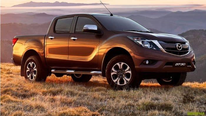 Dòng xe bán tải được ưa chuộng nhất hiện nay - Mazda BT50