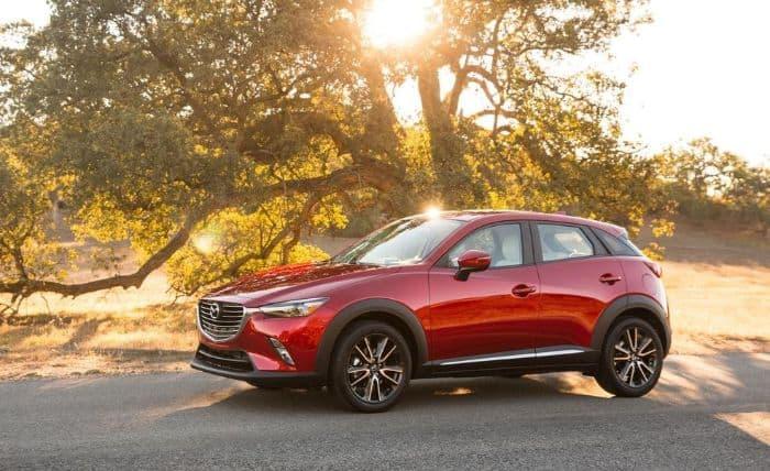 Những thông tin cơ bản về xe ô tô Mazda CX3