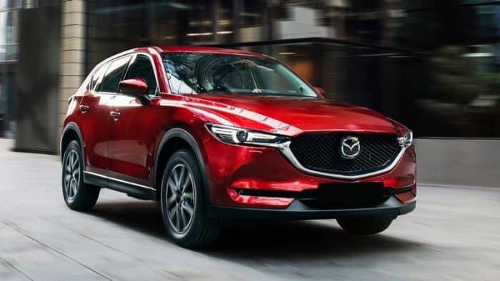 Dòng xe Crossover được nhiều khách hàng yêu thích đó chính là Mazda CX5