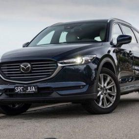Mazda CX8 là dòng xe được rất nhiều người ưa chuộng hiện nay