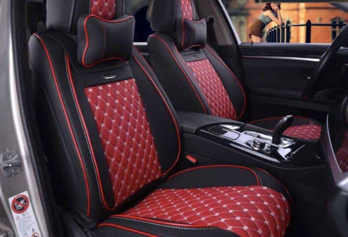 Bọc ghế da xe Mazda CX8 giúp nâng cao giá trị của xế yêu