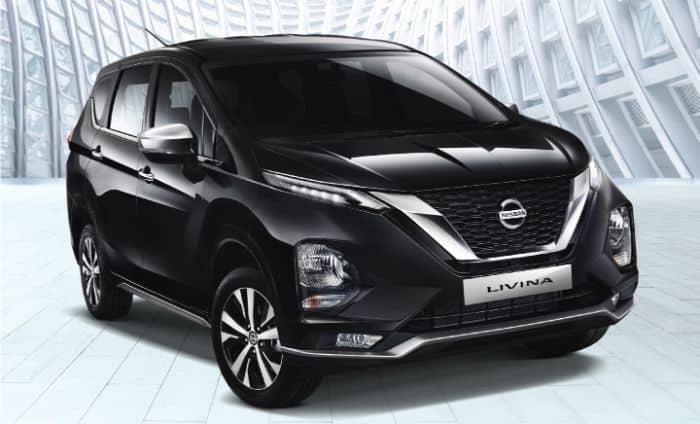 Chiếc Nissan Livina sở hữu vẻ bề ngoài thời thượng và khỏe khoắn