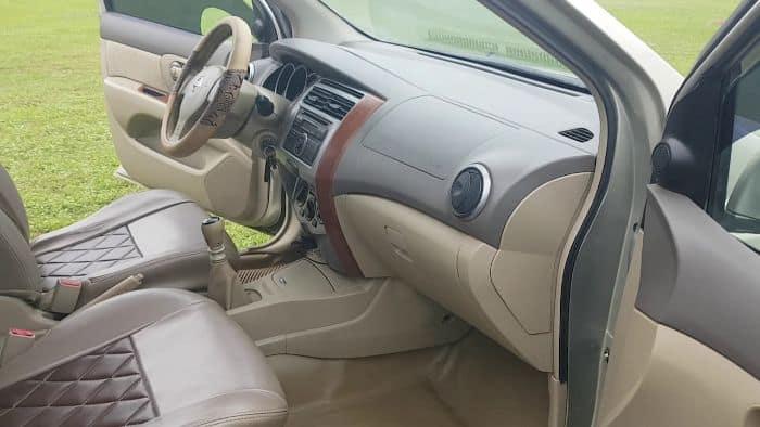 Nguyên tắc chọn bọc ghế da xe Nissan Livina chuẩn xác