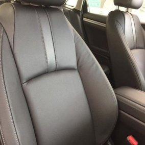 Kiểu may bọc ghế xe Honda Accord phổ biến