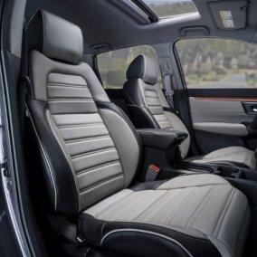 Honda CRV là mẫu xe SUV/Crossover 7 được bọc da
