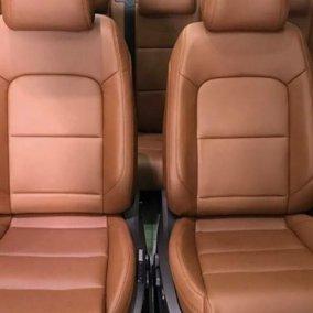 Bọc ghế xe Honda Jazz rất đa dạng về mẫu mã