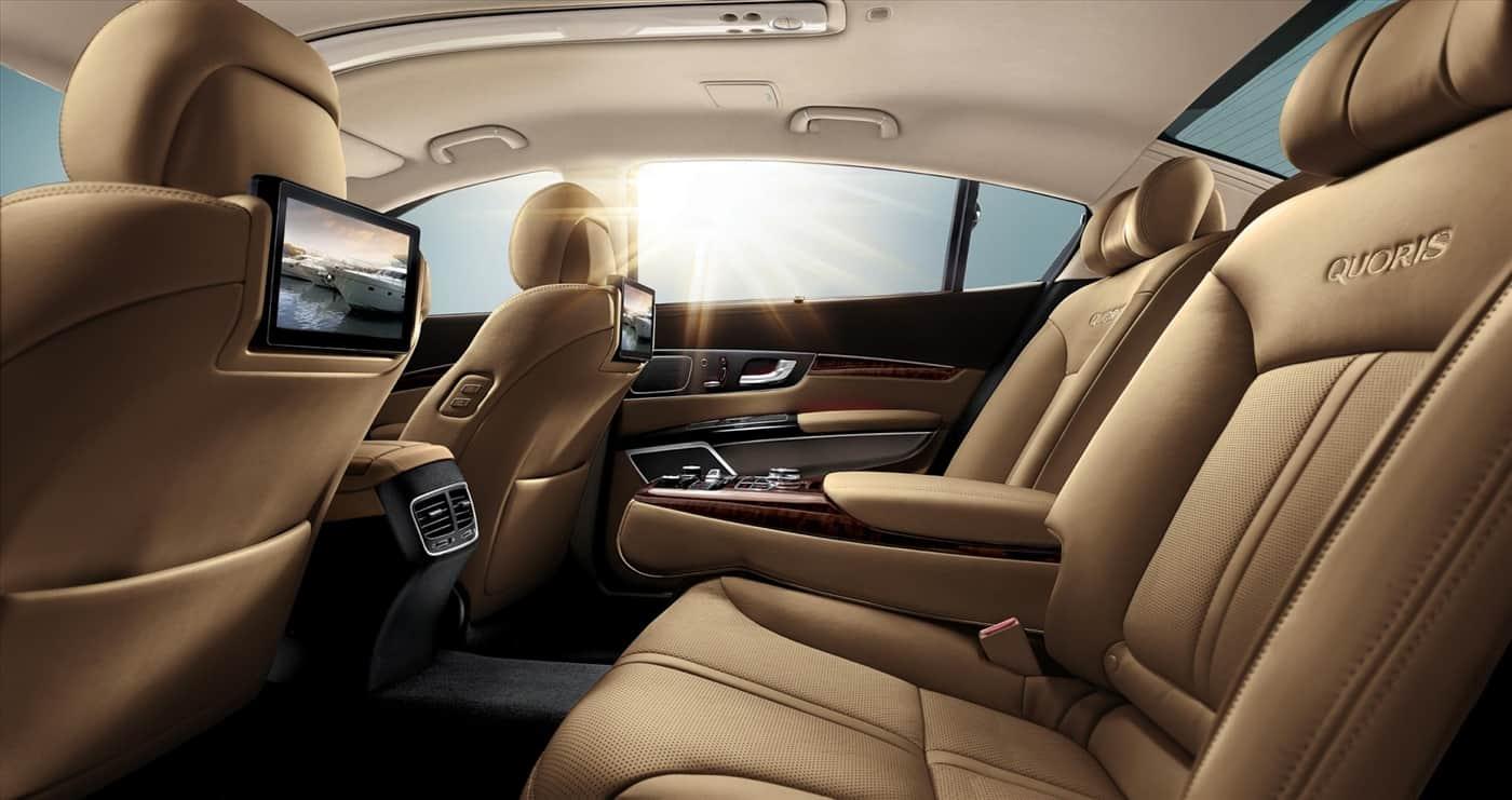 Cách lựa chọn màu sắc ghế bọc da xe Kia Quoris phù hợp với bản mệnh