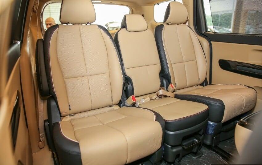 Những điểm cần lưu ý khi bọc ghế xe