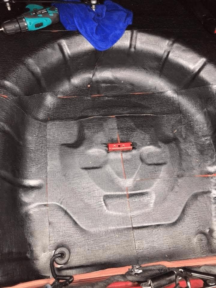 Sản phẩm phủ gầm chống rỉ sét của Tuấn Anh Auto