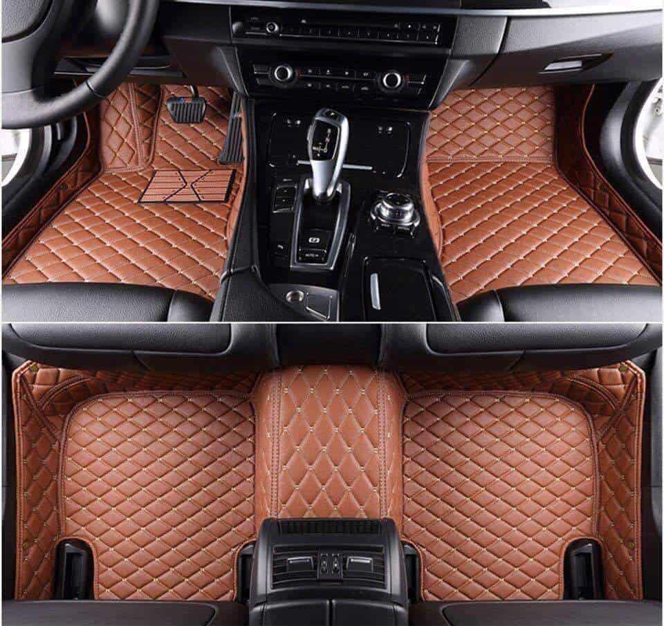Vì sao bạn nên chọn thảm lót sàn 6D 360 cho xe ô tô?