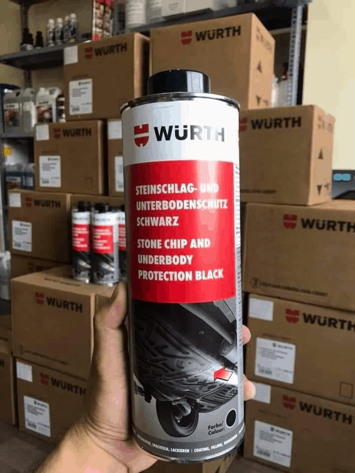 Phủ gầm Wurth của Đức
