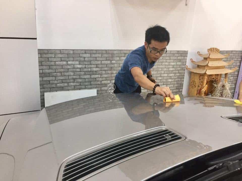 Tuấn Anh Auto sở hữu đội ngũ kỹ thuật viên tay nghề cao