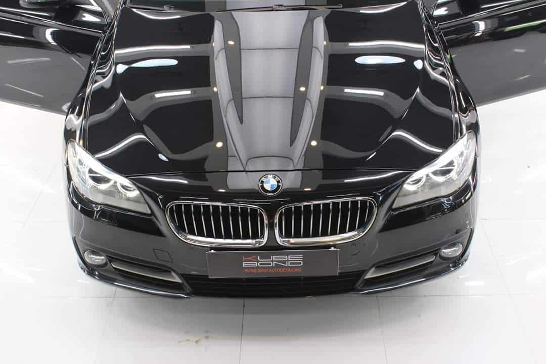 Phủ Nano Ceramic thương hiệu 3M - Giải pháp bảo vệ xe hơi được ưa chuộng hiện nay