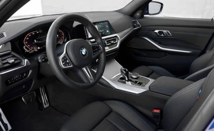 Hiện nay có rất nhiều chất liệu được sử dụng để bọc ghế da xe BMW 330i