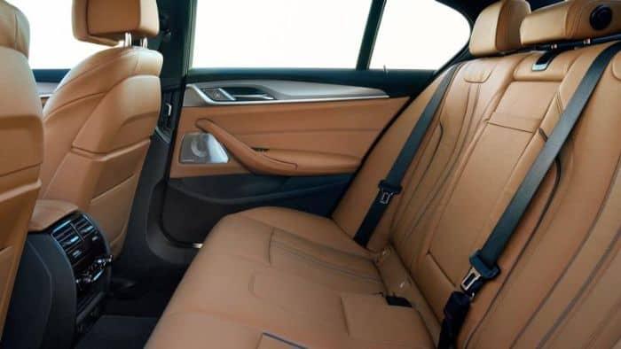 Một số màu bọc ghế da xe BMW 520i đẹp nhất