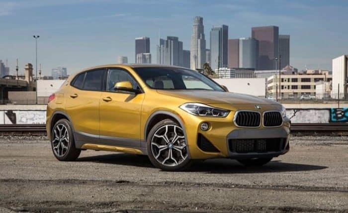 X2 là dòng xe SUV hạng sang của thương hiệu BMW đến từ Đức
