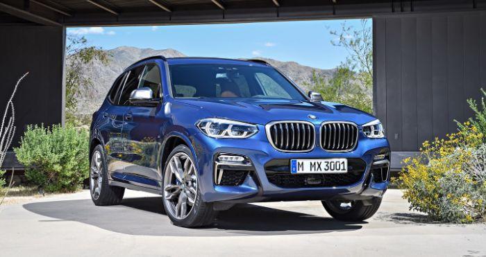 X3 là dòng xe hạng sang cỡ nhỏ CUV của thương hiệu BMW