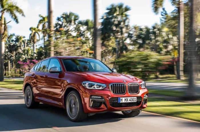 X4 là dòng xe lai giữa Crossover và Coupe của BMW