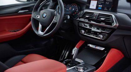 Bọc ghế da xe BMW X4 đó là làm tăng tính sáng tạo, thoải mái cho người sử dụng