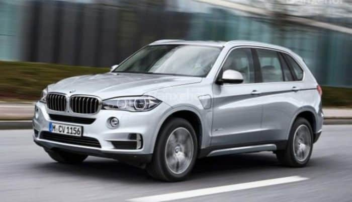 X5 là dòng xe SUV cỡ trung hạng sang thuộc thương hiệu BMW của Đức