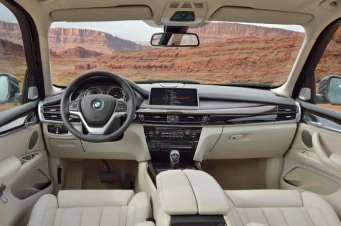 Kinh nghiệm chọn màu bọc ghế da xe BMW X5