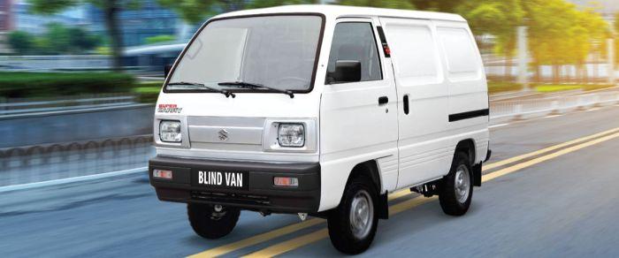 Blind Van là dòng xe kết hợp giữa sự tiện dụng của chở hàng và tiện nghi của dòng xe gia đình