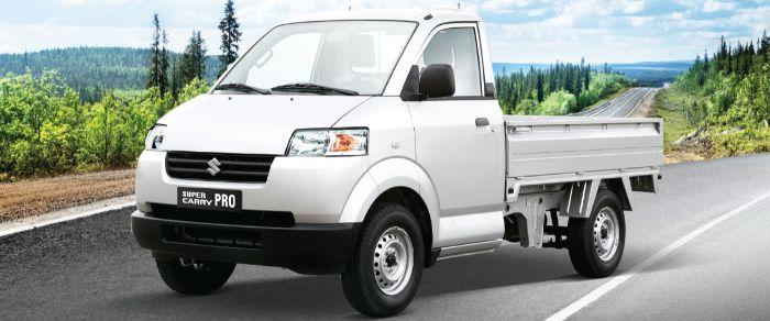 Carry Pro Ac là dòng xe tải 7 tấn của Suzuki được nhiều khách hàng ưa chuộng