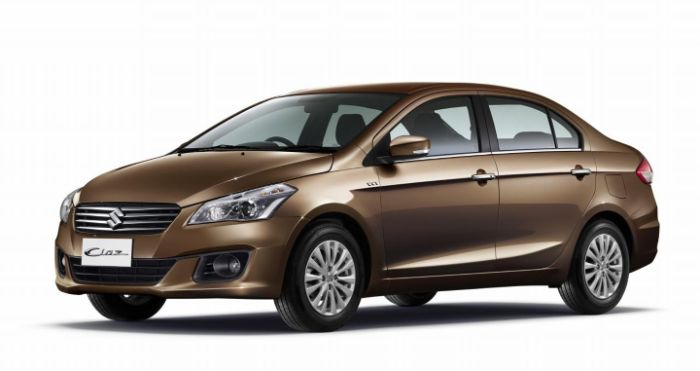 Là dòng xe ở phân khúc sedan hạng B, Suzuki Ciaz được nhiều khách hàng ưa chuộng