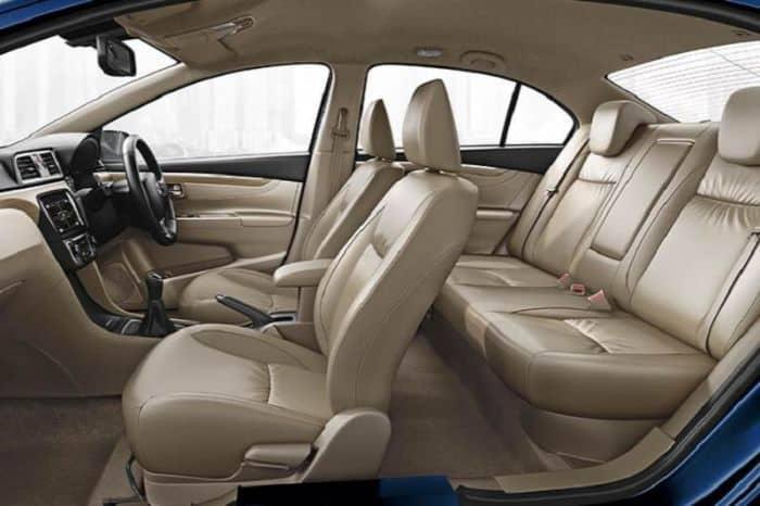 Kinh nghiệm chọn màu bọc ghế xe Suzuki Ciaz