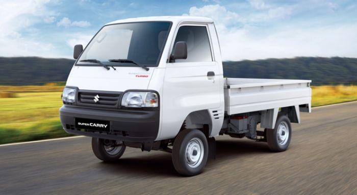 Dòng xe tải nhỏ của Suzuki được ưa chuộng nhất đó chính là Carry truck