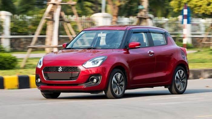 Suzuki Swift là mẫu xe phù hợp với giới trẻ của cuộc sống hiện đại ngày nay